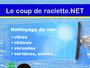 Le coup de raclette .NET