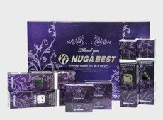 Nuga Best Toothpaste and Soap Set
