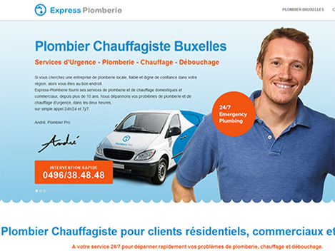 Express Plomberie Bruxelles